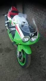 Kawasaki zxr 750 1994