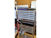 Towel Rail 500 x 1200mm + Electric Heating Kit