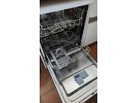 Hotpoint Aquarius Dishwasher- nearly new, perfect working order