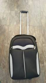 Small wheeled suitcase