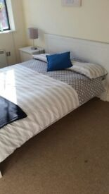 Ikea Double Bed +matress