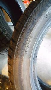 225/45R17 Pirelli all season tire a Set Of 4 for $99 5/32