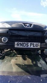 PEUGEOT 307 SE HDI 110 2005- FOR PARTS ONLY