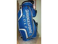 Bridgeston Golf Bag new with tag