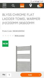 brand new tall towel warmer