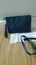 Gorgeous ladies blue bag brand new