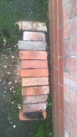 Reclamed brick