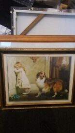 Lovely old painting