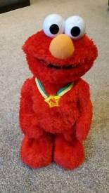 Tmx Tickle me Elmo special edition