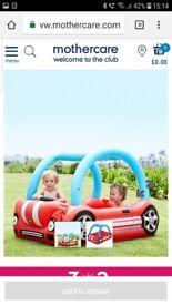 inflatable ball pool