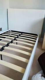 single bed Base and headboard new