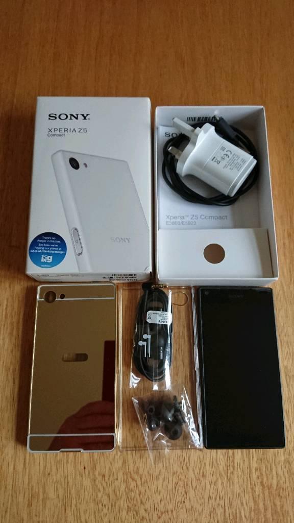 Sony Xperia z5 compaq