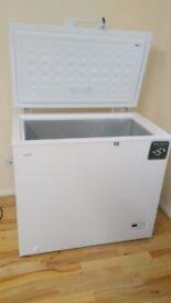 used logik freezer under warranty