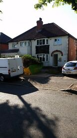 3 Bed house with 2 reception rooms to rent in Handsworth