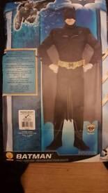 The Dark Knight Fancy Dress Costume