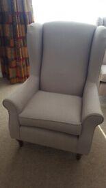 Arm Chairs x 2