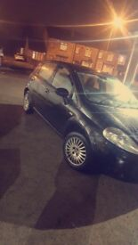 2007 fiat punto long mot. Look