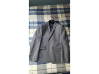 Men's Next suit - used once basically brand new