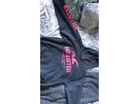 Holister hoodie size 6