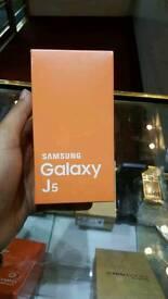 Samsung galaxy j5 brand new sealed unlocked