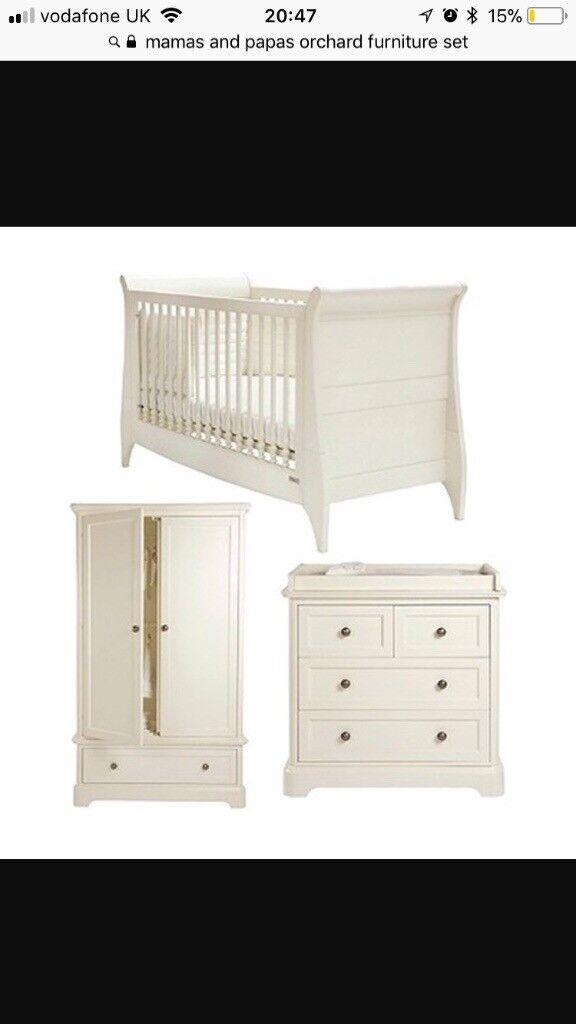 Mammas&Pappas Baby furniture set
