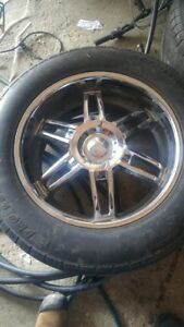 Chevy 20 inch  rims