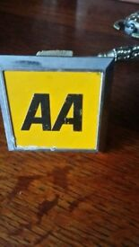 Old AA BADGE BARGAIN £4 OFF OLD CLASSIC