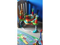 Bright stars activity bouncer