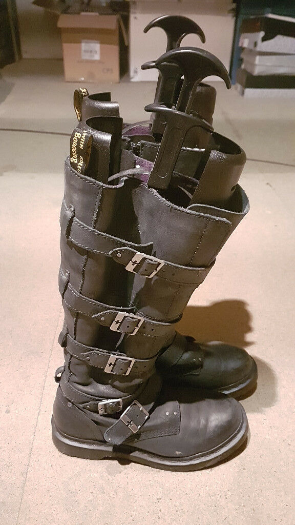 good reasonably priced entire collection Dr Martens PHINA, AUTHENTIC WEDGE and 1460 CLASSIC boots, ALL WMNS Size  UK6. | in Anstruther, Fife | Gumtree