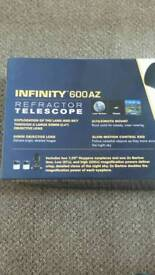 Refractor telescope new unopened