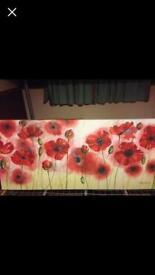 Canvas picture 135 x 60 cm