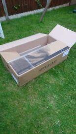 Free huge cardboard moving box