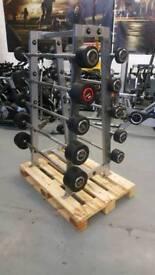 HAMMER STRENGTH DUMBBELLS 10KG TO 45KG Commercial Gym Equipment