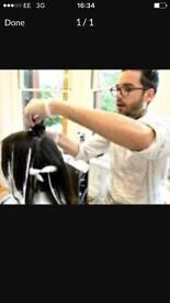 Mobile hairdresser &barber 07939211730