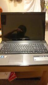 Acer Aspire 7741G, 17.3 laptop