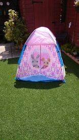 Sylvanian Family child size play tent. Indoor or outdoor play. Very good condition