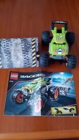 Lego Racer set 8165 monster jumper