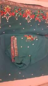Asian saree