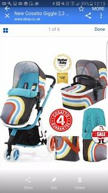 Cosatto wave travel system.