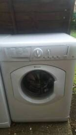 """""""CHEAP AS CHIPS DEALS""""HOTPOINT WASHING MACHINE /SUPERCLEAN / serviced ready to go.£49.94 Offers Inv"""