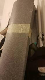 Altro dolphin vinyl grey 3.2x2m