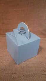 Balloon Weight Gift Boxes Lots of Colours FREE matching ribbons
