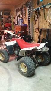 Used 1994 Yamaha Warrior