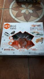 Hex Bug Nano Bridge Battle