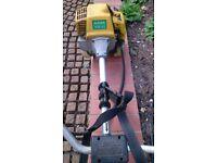 Poweful petrol strimmer spares or repares
