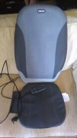 HoMedics Heated Shiatsu Dual Back Massage Chair