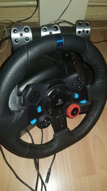 f368ab36ca9 Logitech G29 wheel and pedals   in Brixton, London   Gumtree