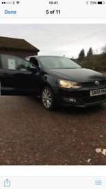 Vw polo 1.6tdi sel