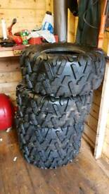 Maxxis Big Horn 2.0 Quad tyres