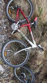 Boys Giant bike